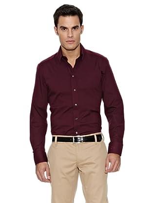 Dolce & Gabbana Camisa Vestir (Granate)