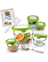 Anchor Hocking 14-Piece Storage Bowl Set with TruSeal TM See-Thru Lid