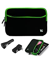 Ebigvalue Tablet Sleeve - Green