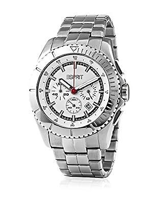 Esprit Reloj de cuarzo Man Motorsport Silver 47 mm