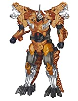 Transformers Movie 4 Flip N Change W114 Grim Lock, Multi Color