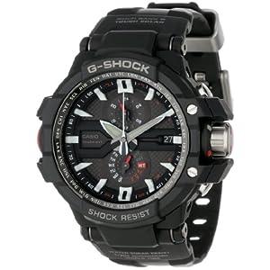 Casio GWA1000-1A G Shock Men's Watch-Black