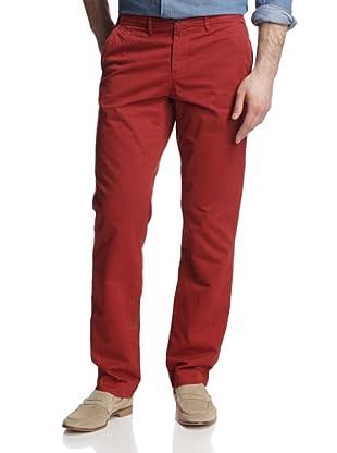 Billy Reid Men's Jack Chino Pant (Brick)