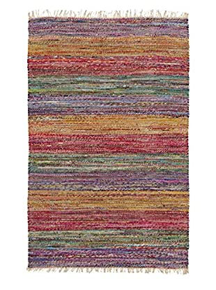 Surya Hand-Woven Flatweave Pride Area Rug