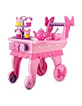Minnie Mouse Treat Cart Playset