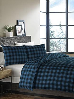 Eddie Bauer Mountain Plaid Comforter Set