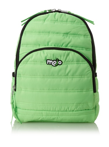 Mojo Pufft Backpack, Neon Green