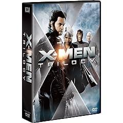 X-MEN トリロジー (ボーナスディスク付) 〔初回生産限定〕 [DVD]