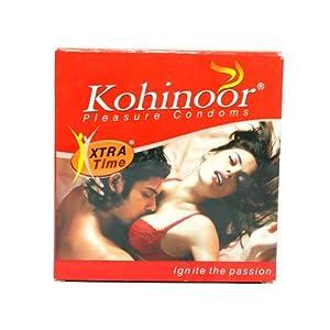 Kohinoor Condom Xtra Time 10s