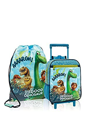 Disney Rucksack Trolley + Rucksack The Good Dinosaur Aargh !