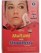 Sapna Multani with strawberry 5X100gm