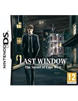Last Window Secret of Cape West (Nintendo DS) (UK) (NTSC)