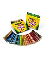 Crayola 50 Count Colored Pencils (2-Pack)