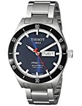 Tissot Analog Blue Dial Men's Watch - T0444302104100