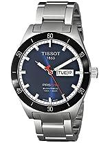 Tissot Analog Blue Dial Men's Watch - T0444302104100