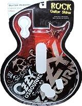 Guitar Hero 3 Controller Skin only - Ozzy Logo -Xbox 360 & PS3