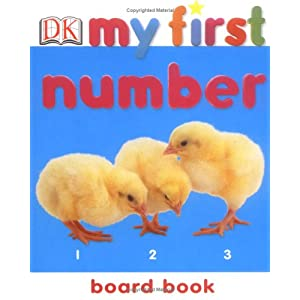 Numbers (My First Board Book)