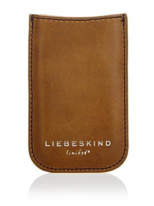 Liebeskind Berlin Funda Móvil  Leather (Caqui)