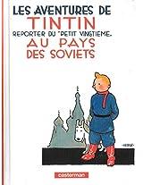 TINTIN PETIT FORMAT 1 SOVITS (Aventures de Tintin)