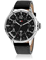 Tommy Hilfiger Analog Black Dial Men's Watch - NTH1790734/D