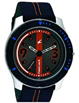 Fastrack Analog Grey Dial Men's Watch - NE3015AL02