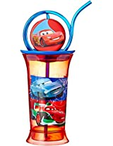 Disney Cars Spinning Tumbler, Multi Color