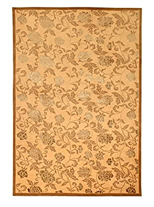 Roubini Tibetan Super Fine Collection Hand-Knotted Rug, Multi, 5' 5