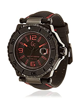GC GUESS Reloj de cuarzo Man X79007G2S 44 mm