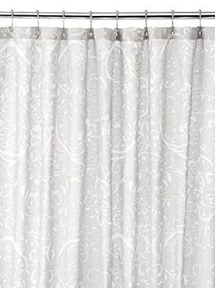 Nautica Lamberts Cove Shower Curtain, Grey