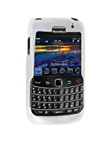 Amzer 85358 Silicone Skinelly Case - Lilly White for BlackBerry Bold 9780, BlackBerry Bold 9700