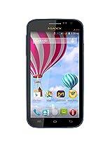 Maxx AX51-5 Inch-3G 4 GB Dual Core Smart Phone (Black)