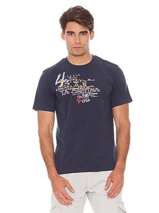 La Martina Camiseta Trifon (Marino)