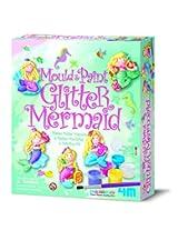 Mould & Paint / Glitter Mermaid