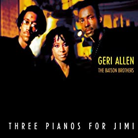 Three Piano For Jimi
