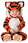 InCharacter Unisex-baby Infant Tiger Costume, Orange/Black/White, L (18 Months-2T)