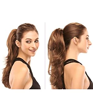30 Seconds Style Hair Extension-Brown
