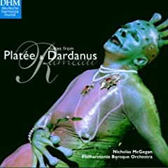 Rameau;Platee + Dardanus