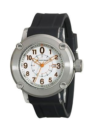 ARMAND BASI A0691G01 - Reloj de Caballero movimiento de cuarzo con correa de caucho Negra