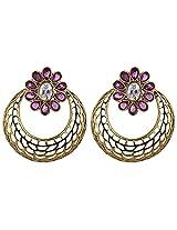 Agarwal Bentex Gold Plated Designer Earring For Women