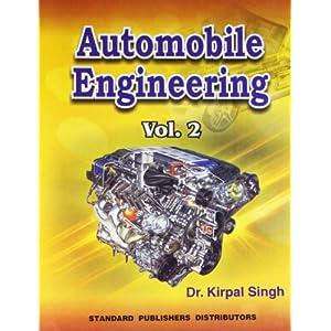 Automobile Engineering Vol: 2 12/E Pb