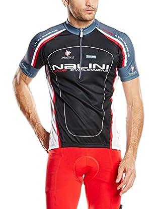 NALINI Maillot Ciclismo Argentite