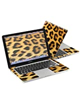 Protective Skin Decal Cover for Apple MacBook Pro 13 with 13.3 inch screen Sticker Skins Cheetah