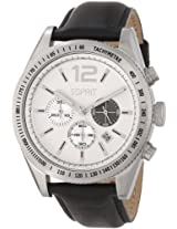 Esprit Verdugo Chrono Black Analog White Dial Men's Watch ES104111001
