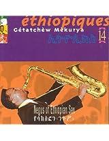 Ethiopiques Vol. 14 - Negus of Ethiopian Sax