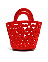 MBGiftsGalore Red Favor Baskets