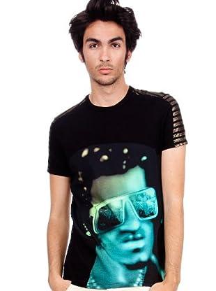 Custo Camiseta Kubrik Harlem (Negro)
