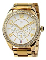 Tommy Hilfiger Chronograph White Dial Women's Watch - TH1781253J