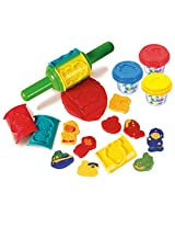 PlayGo Jumbo Roller Clay Dough