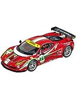 """Carrera Digital 132 Ferrari 458 Italia GT2 """"AF Corse No.71"""" 2012 Slot Car"""