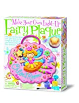 4M Make Your Own Light-Up Fairy Plaque Kit